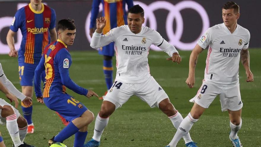 Horario y televisión para ver el Barça – Real Madrid