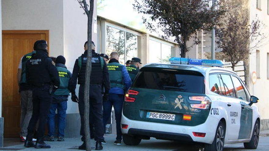Una quinzena de detinguts en l'operatiu contra la prostitució a la Jonquera i València