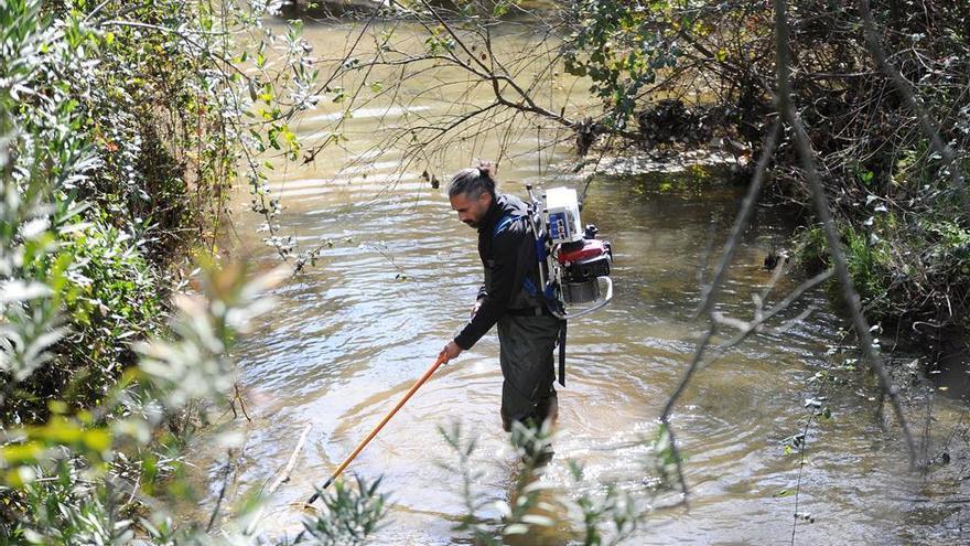 La dura vida en los ríos de Córdoba