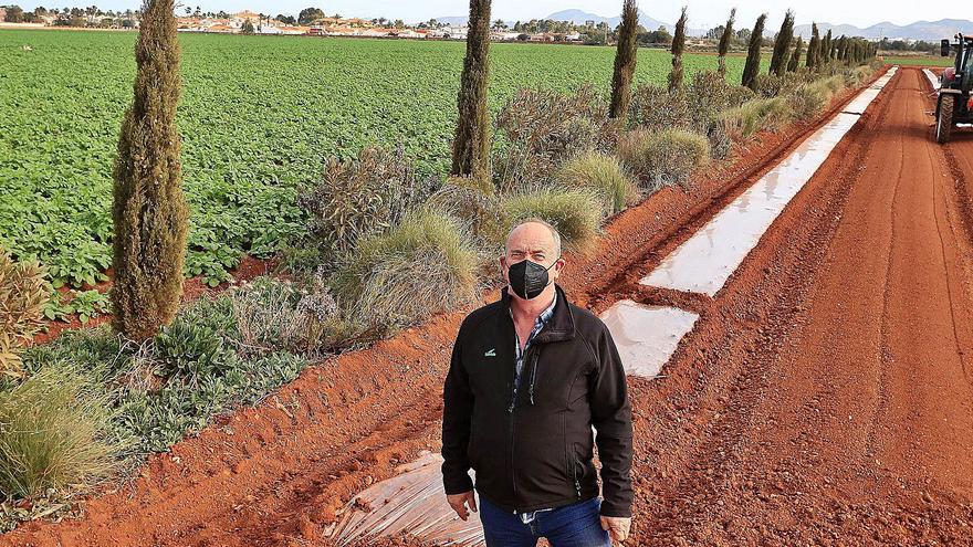 La ley del Mar Menor obliga a un gasto medio de 15.000 euros por agricultor