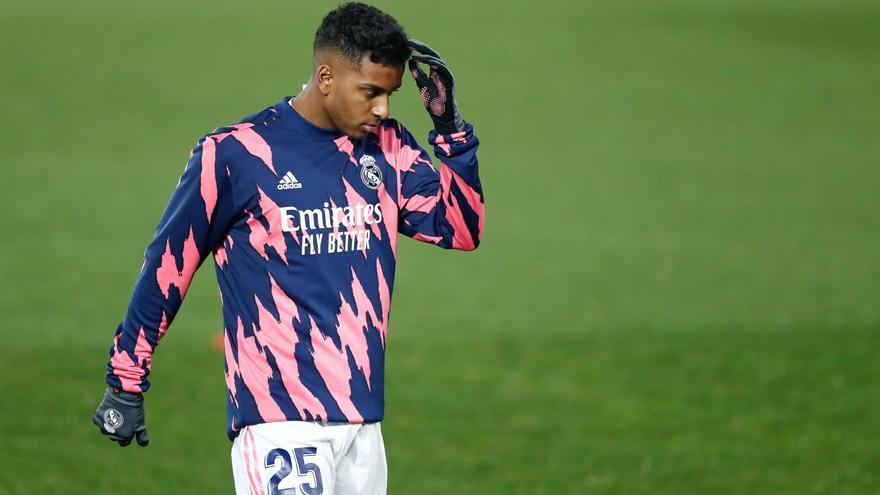 Hackean las redes del Real Madrid y anuncian que Rodrygo está lesionado