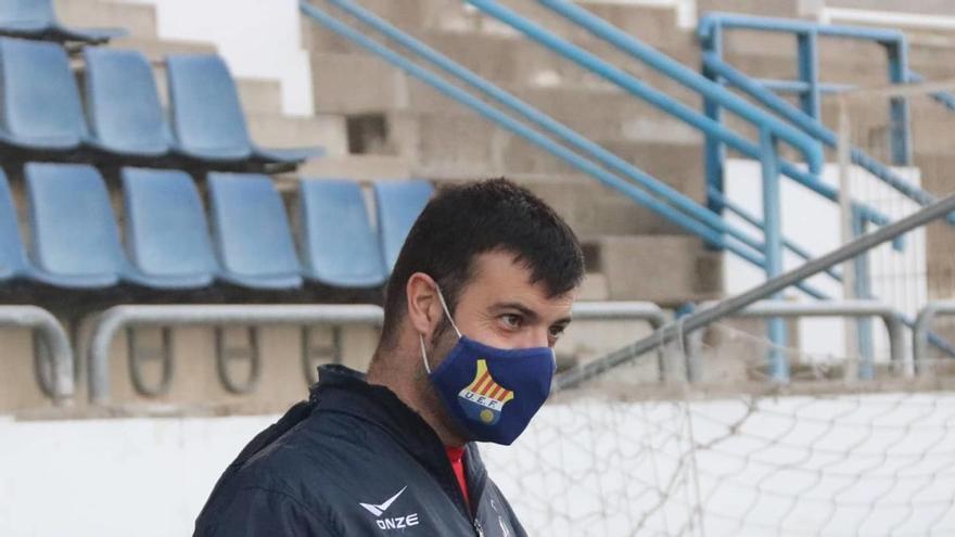 Albert Parés, l'escollit per entrenar el Figueres