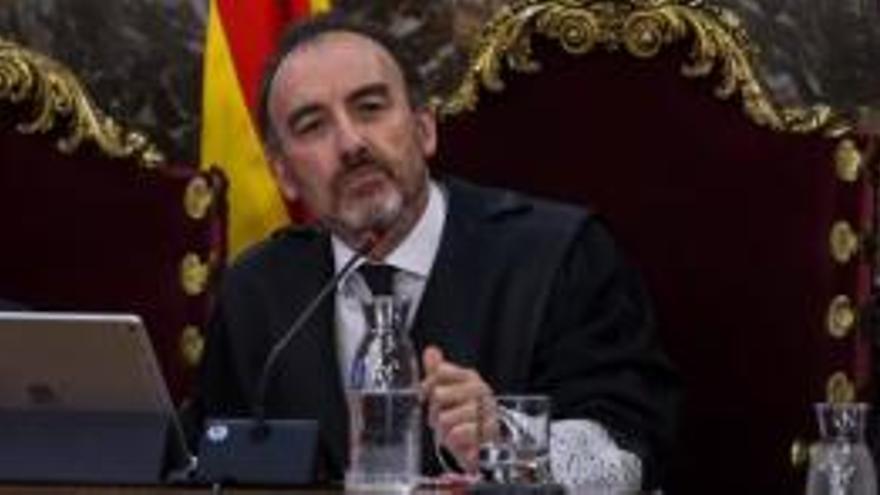 El grancanario Manuel Marchena recibirá el Premio 'Jurista del año' de la Fundación Alcántara