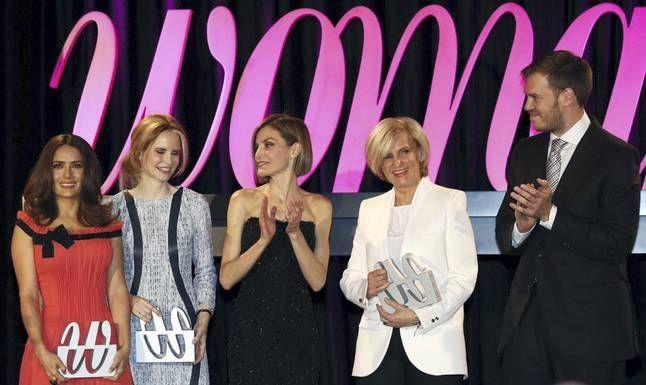 Fotogalería: Alfombra de los Premios Woman