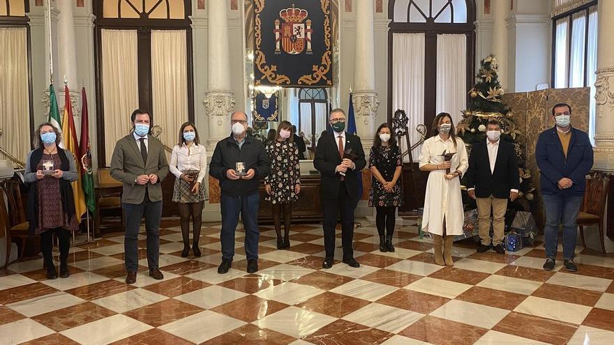 'Operación Potito', la AECC y APA Andalucía, Premios Málaga Voluntaria