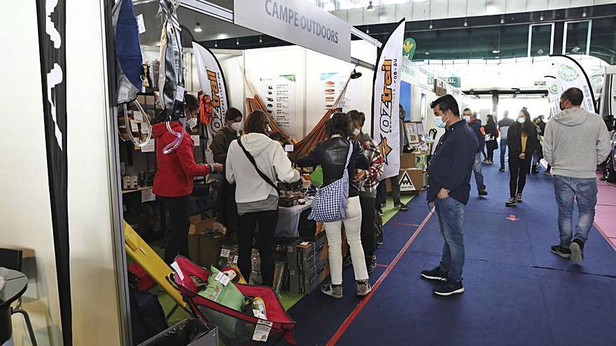 Expocamp concluye con 12.000 visitantes, un 6% más que en 2020