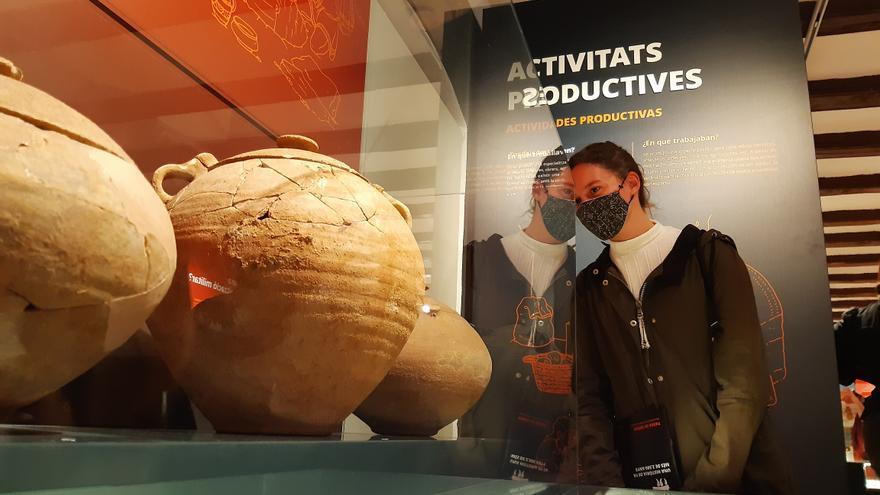 La muestra 'Terra d'Ibers' de Benicarló supera las 6.000 visitas