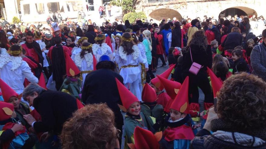 Cardona celebra un Carnaval telemàtic i participatiu