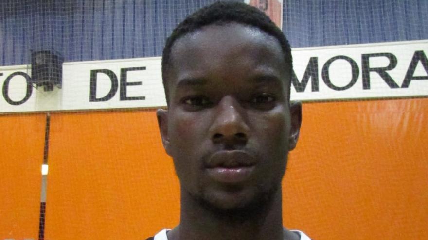 Baloncesto Zamora | Talla Niang, del Virgen de la Concha, convocado por Senegal
