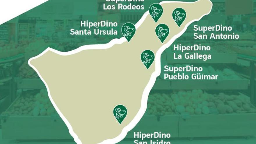 HiperDino presenta su nueva imagen