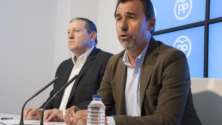 """Maíllo dice que el Gobierno quiere """"acercar masivamente presos de ETA"""" a cárceles próximas al País Vasco"""