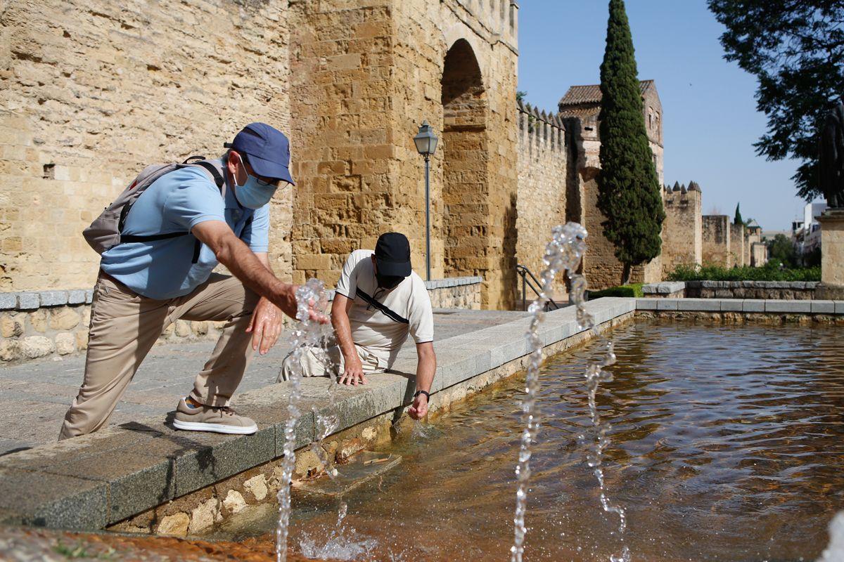 El tiempo en Córdoba: aviso amarillo por calor