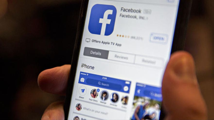 Facebook e Instagram sufren una caída a nivel mundial