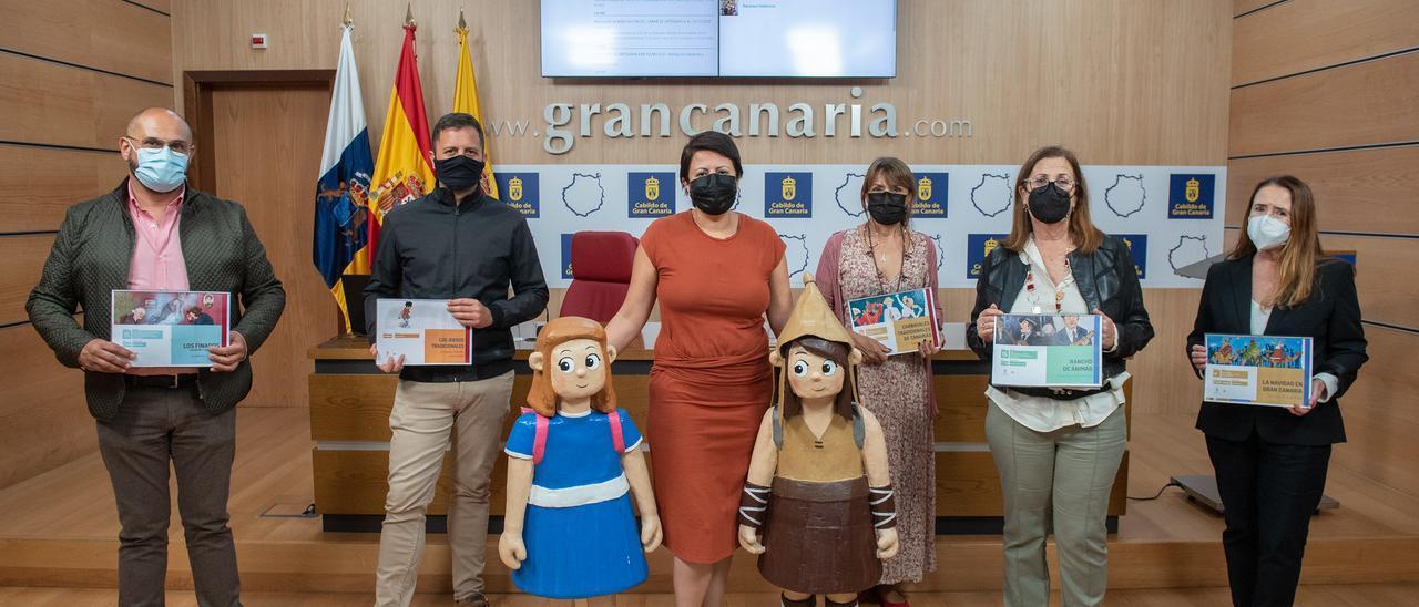 La riqueza de las fiestas, las costumbres y las tradiciones de Gran Canaria, a un solo click de la población infantil en la web de Fedac