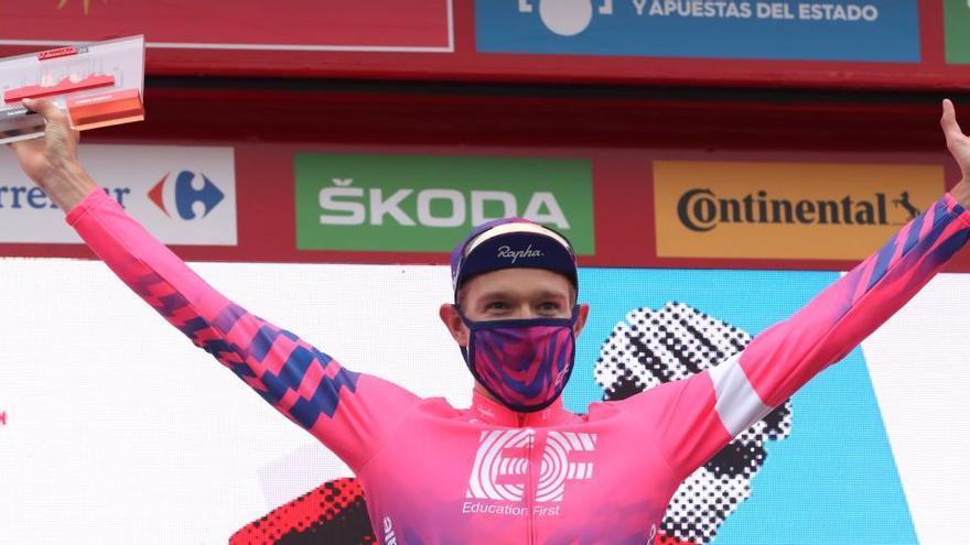 Ganador de la etapa 16: Magnus Cort Nielsen