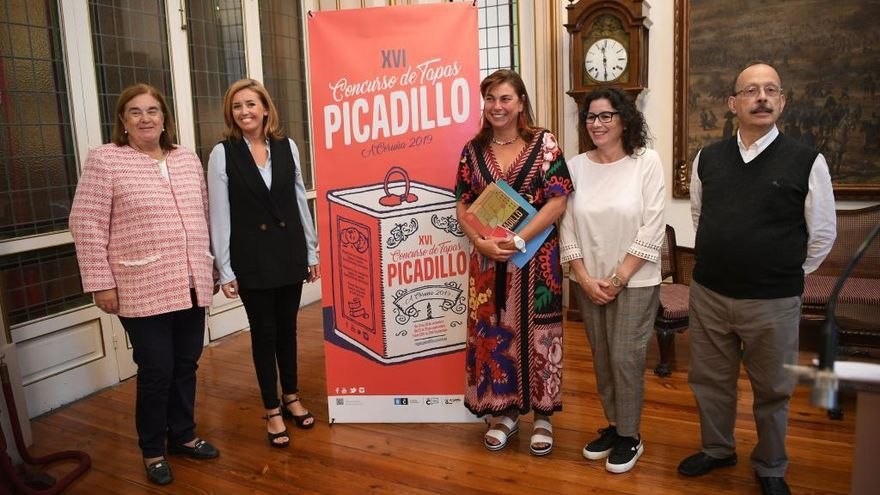Picadillo, con premios y sin gluten