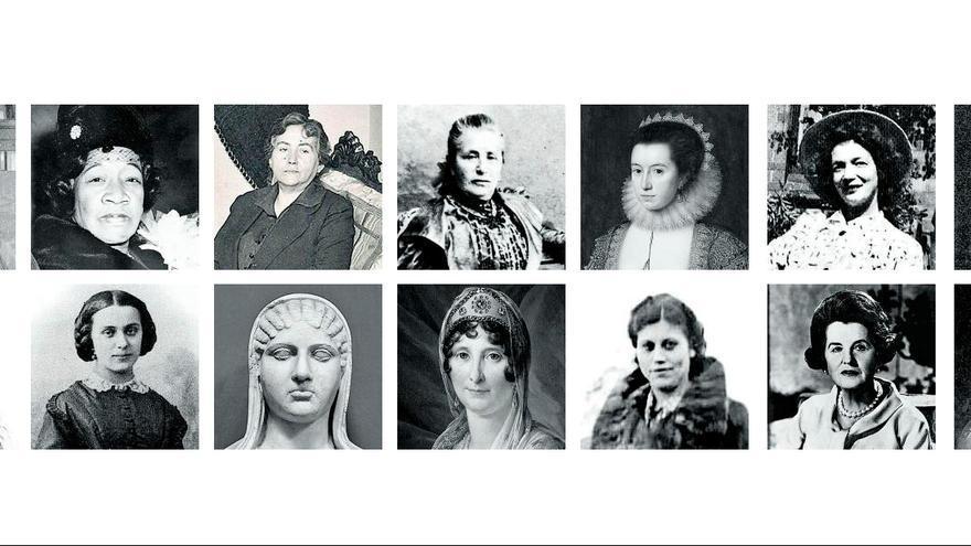 La madre que los parió: el papel femenino en la construcción de los hombres que han pasado a la Historia