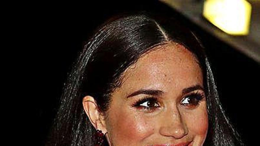 """Trump no es """"muy fan"""" de Meghan y desea suerte a Enrique: """"La necesitará"""""""