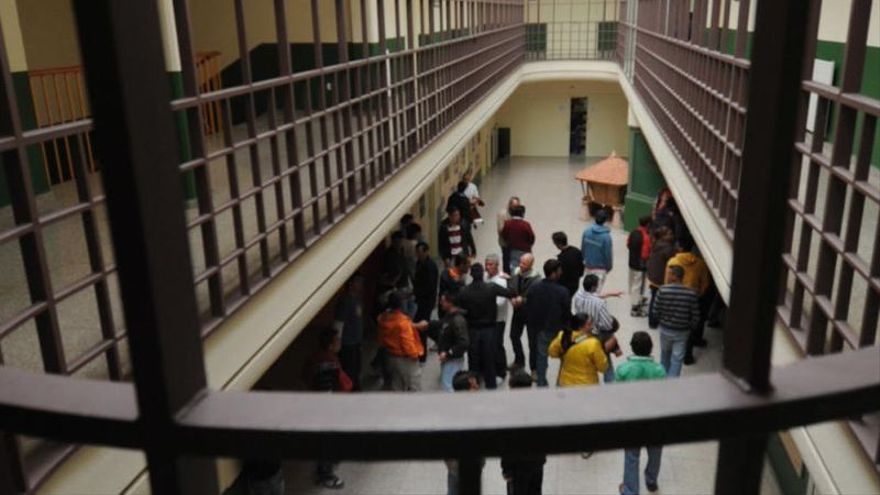 Muere una reclusa en el módulo de mujeres de la cárcel asturiana