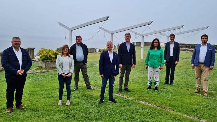 Zona Franca de Vigo diseñará una hoja de ruta para que O Salnés supere la crisis del COVID