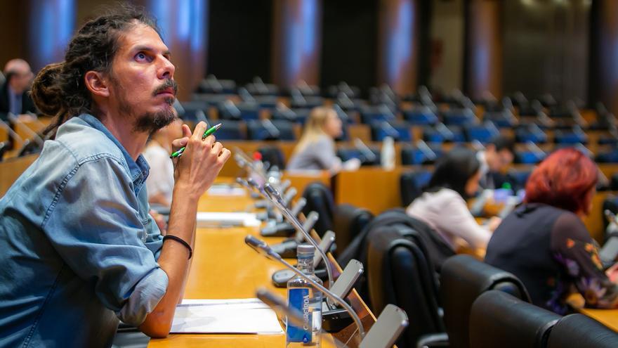 El suplicatorio para investigar a Alberto Rodríguez arranca el lunes su tramitación en el Congreso