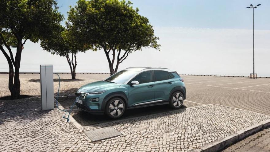 Hyundai instala gratis el punto de recarga al comprar un coche eléctrico