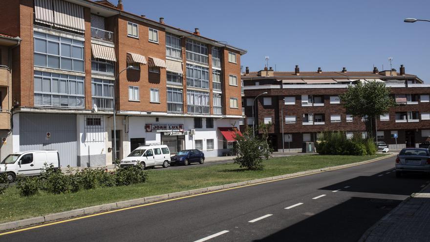 El Ayuntamiento elimina las tuberías de fibrocemento en San José Obrero