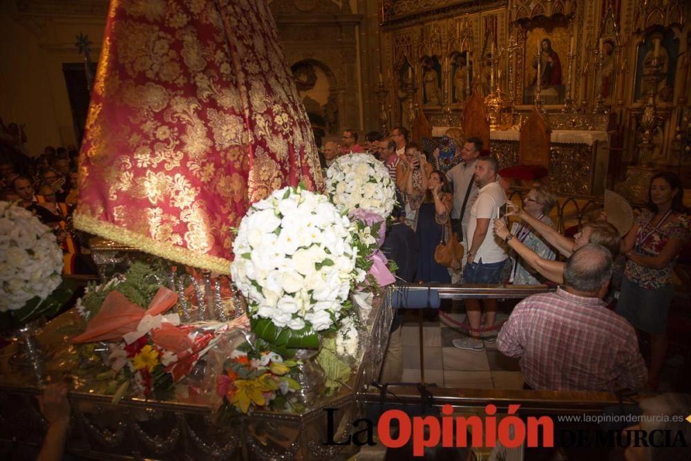 Vigilia de la Virgen de la Fuensanta