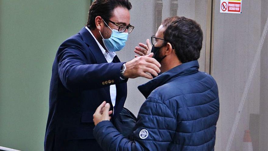 Llibertat amb càrrecs per a l'«estat major» de Puigdemont