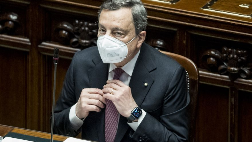 """Draghi detalla su plan de recuperación y pide evitar corrupción y """"estupideces"""""""