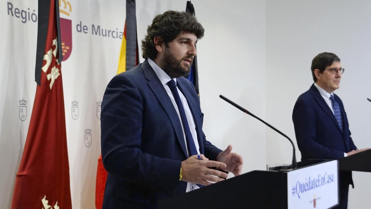 La Región celebrará un homenaje a las víctimas de covid-19 el 22 de julio