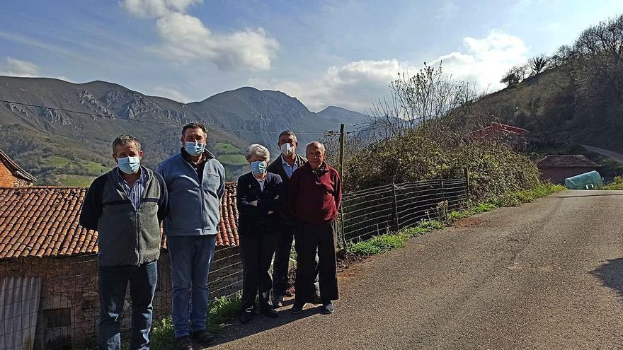 Villamarín valora apostar por el turismo de naturaleza en su monte