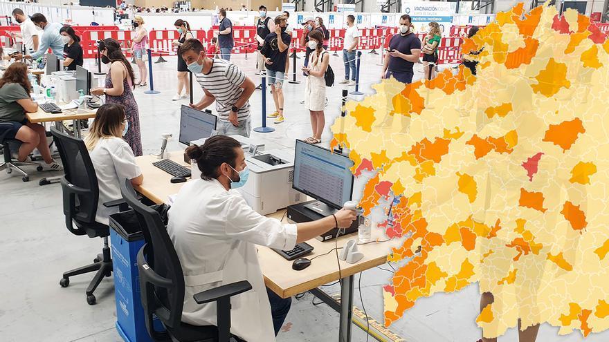 Las siete ciudades gallegas estarán en nivel alto de restricciones
