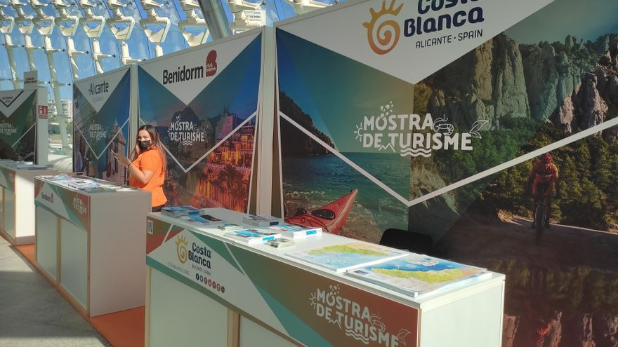 Costa Blanca participa este fin de semana en la III Mostra de Turisme de la Comunitat Valenciana