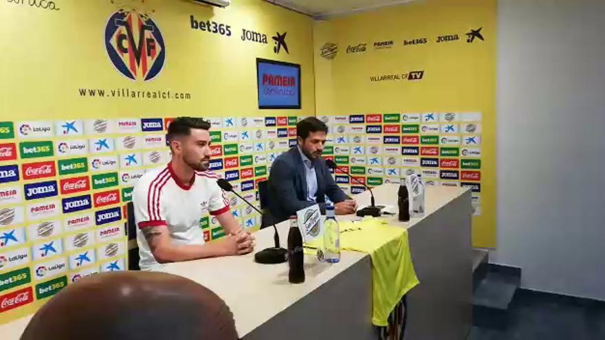 """Moi Gómez: """"Mi sueño siempre ha sido volver al Villarreal, porque es mi casa"""""""