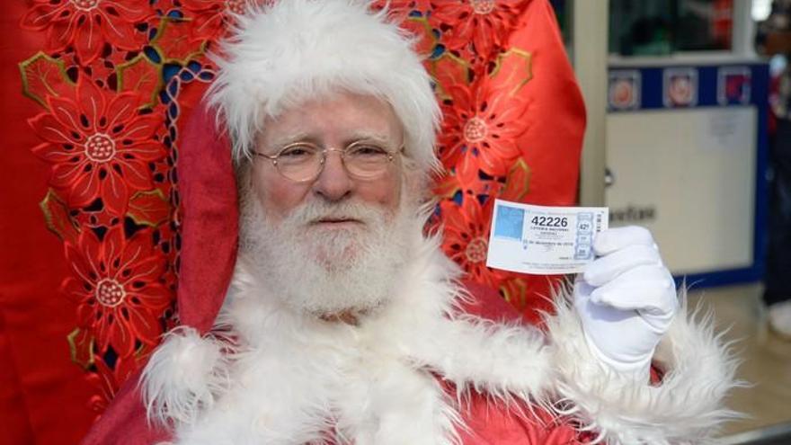 Apurando las compras de la Lotería de Navidad