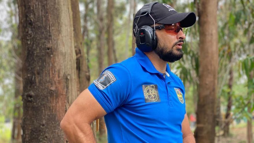 El policía local Jorge Gutiérrez gana la V Copa Glock
