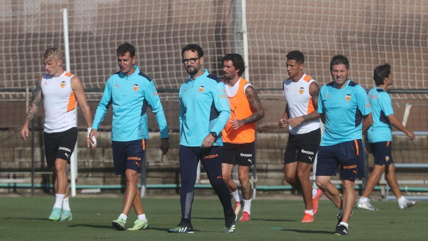 Alineaciones del Sevilla - Valencia