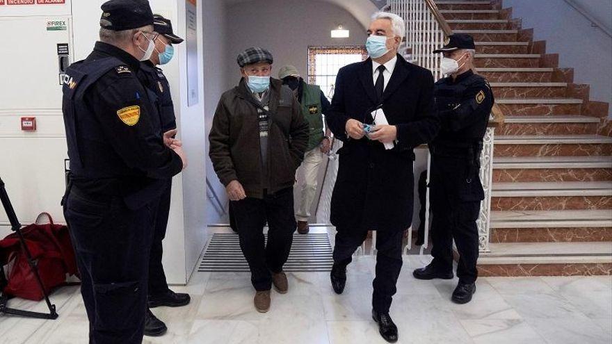 """El abogado de la familia Iranzo, Enrique Trebolle, subraya que """"se ha hecho Justicia"""""""
