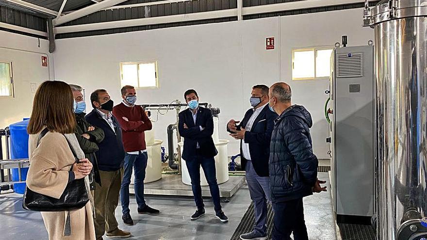 Rafelbunyol actualiza su planta de osmosis inversa