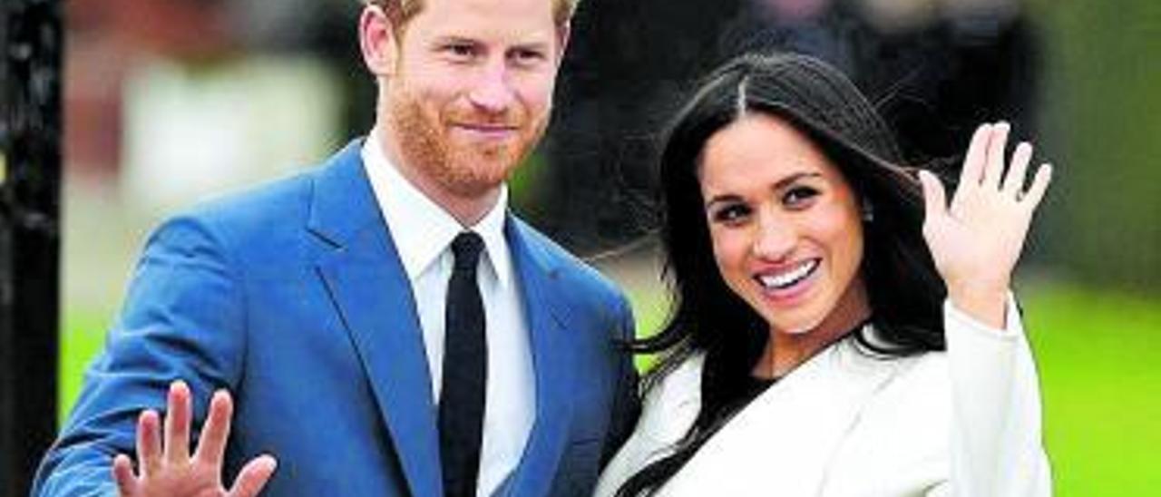 El príncipe Harry y su  esposa, Meghan Markle, esperan su segundo hijo