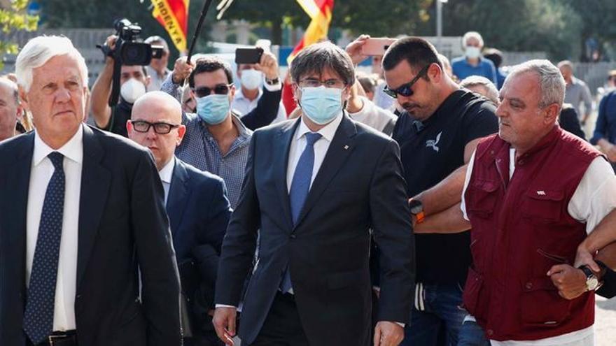 Puigdemont pide al TC que pregunte a Europa sobre las euroórdenes cursadas en su contra