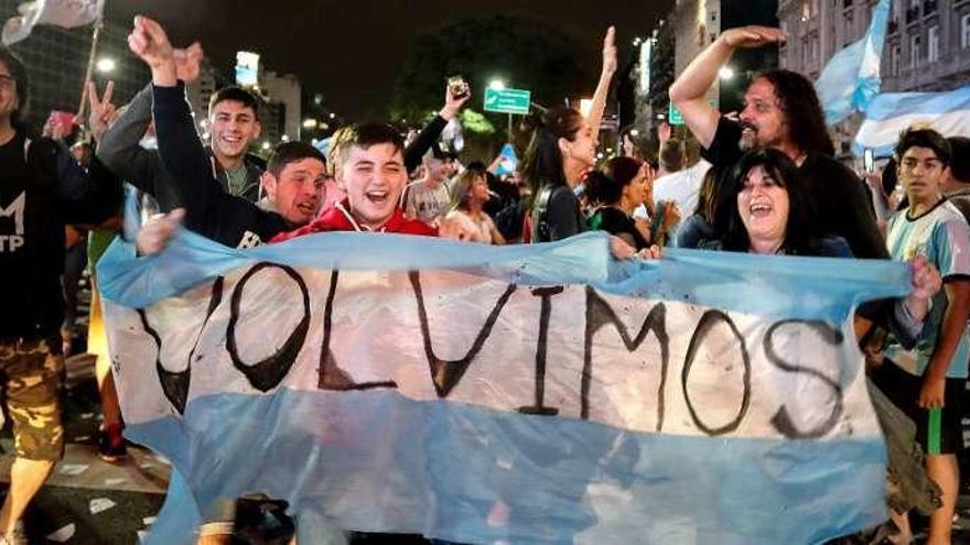 La colonia gallega en Argentina, dividida ante el nuevo ascenso al poder del peronismo