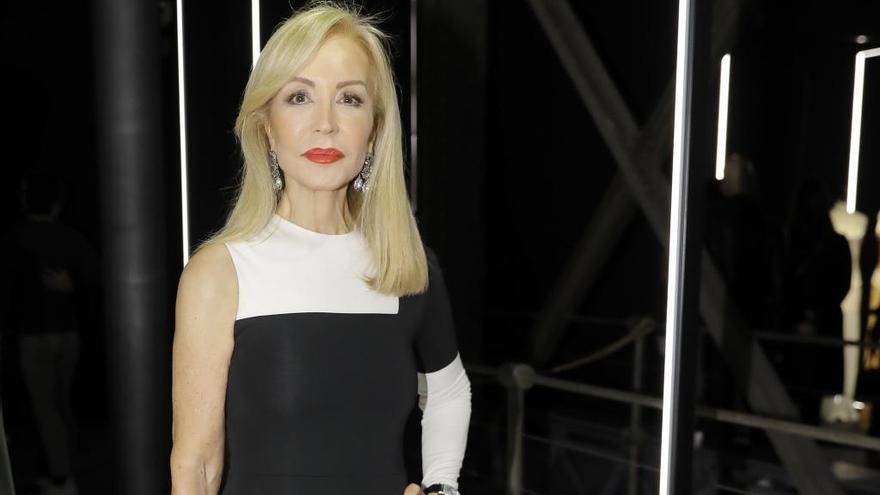 Carmen Lomana, enamorada de un famoso español