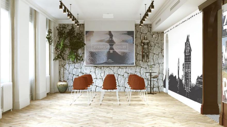 Las renovadas instalaciones de la Casa de Zamora en Madrid se inaugurarán el 29 de junio