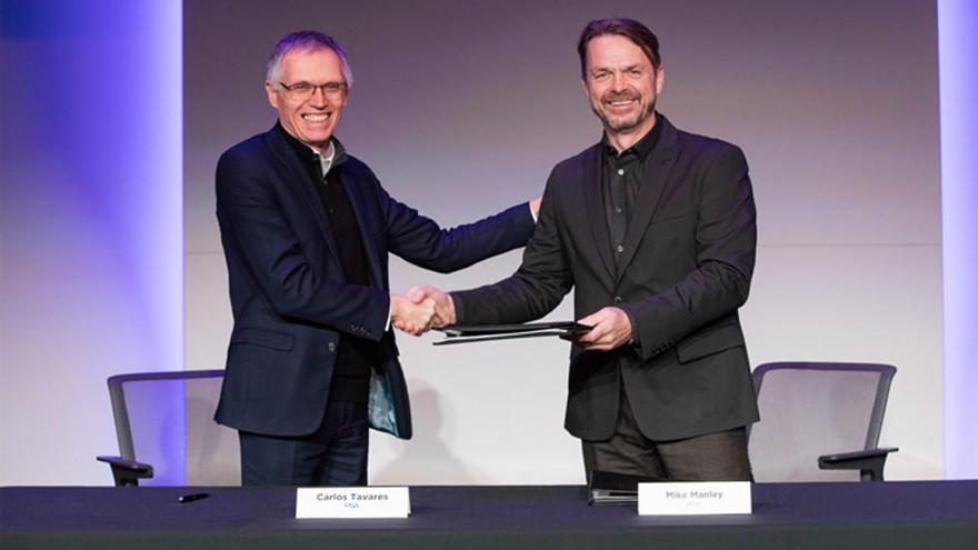 Fiat i Peugeot aproven la seva fusió i creen el quart grup mundial