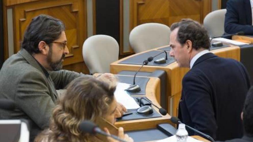 César Sánchez se alía otra vez  con el tránsfuga en la Diputación