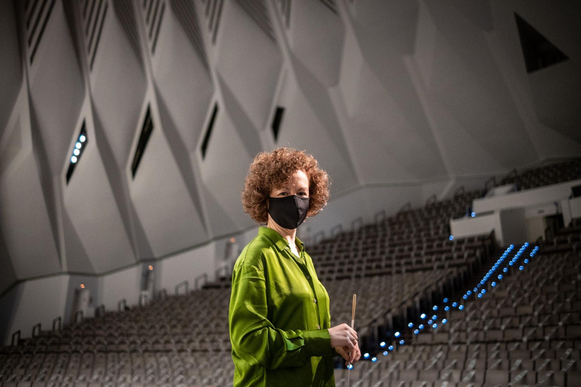 Lucía Marín, al frente de la OST
