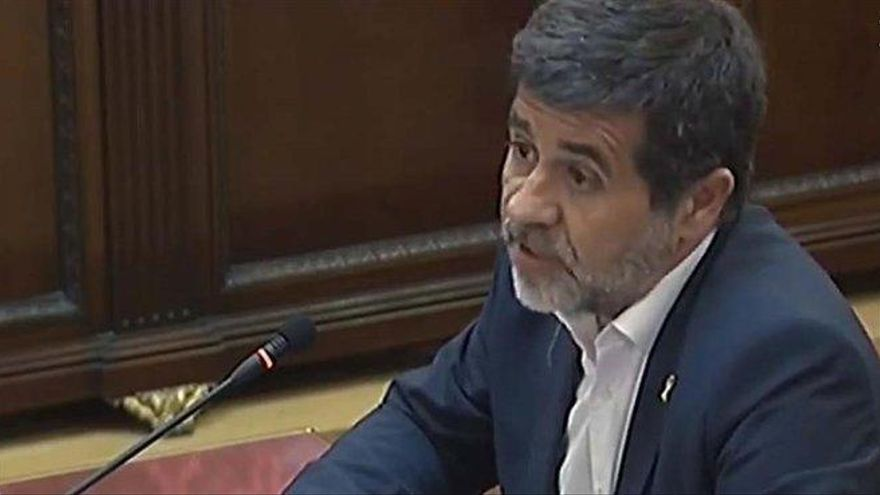 El fiscal se opone al permiso de Jordi Sánchez por falta de arrepentimiento