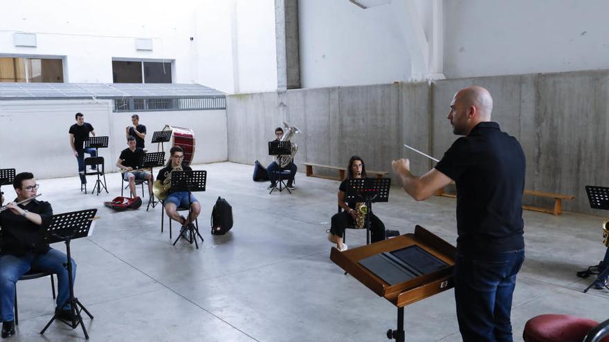 El concierto de las Bandas de Llíria será vía streaming